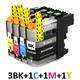 ** Sada 6 inkoustů LC-223 CMYK do tiskáren Brother se slevou 15 % !!