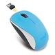 Genius optická myš NX-7000,  1200 DPI,  bezdrátová, modrá, 3 tlačítka