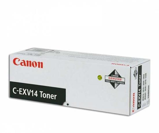 Toner C-EXV14 do Canon iR 2016, 2020 - 1 x 460 g, originální