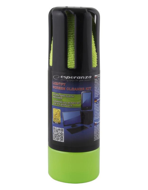 Čisticí gel - sada na čištění LED, LCD, 150 ml, gel, hadřík