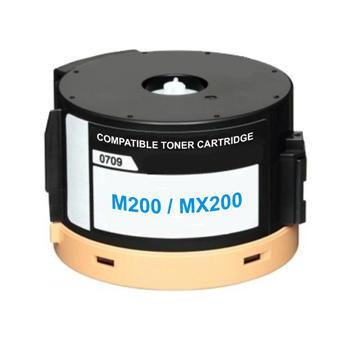 Toner M200 kompatibilní s Epson AL-M200 / MX200, černý, 2.500 str.