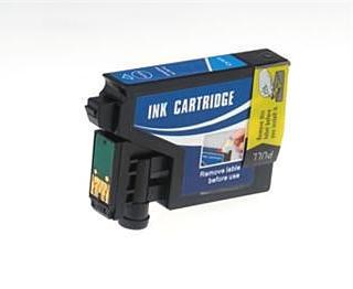Inkoust PW0612 kompatibilní s Epson T0612, azurový, 15 ml !!