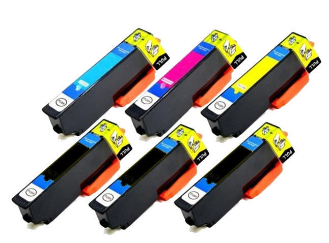 ** Sada 6 inkoustů T2431,2,3,4 / 24XL do Epson se slevou 10 % !!
