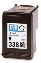 Inkoust HP 338 / C8765E originální, černý, 11 ml