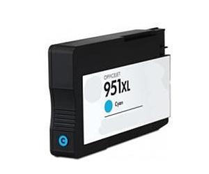 Inkoust HP 951XL / CN046 kompatibilní, azurový, 30 ml !!