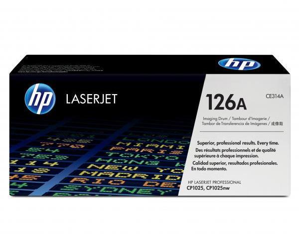 Fotoválec CE314A do HP Pro CP1025, MFP M17, originální, 14.000/7.000 str.