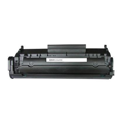 Toner Q2612A kompatibilní s Canon LBP2900, LBP3000, černý, 2.000 str.
