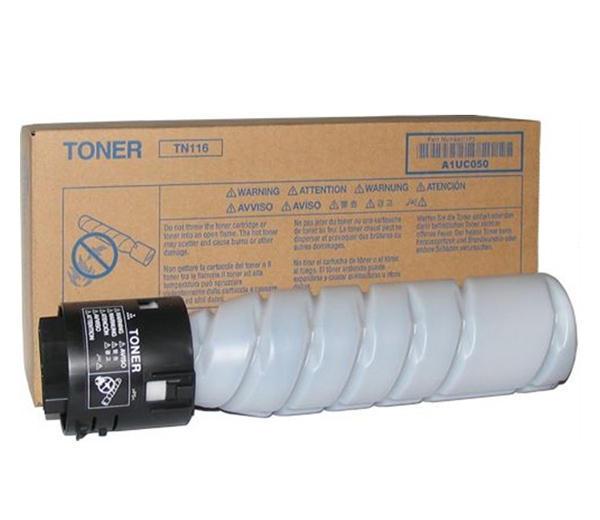 Toner TN-116 do Konica Minolta bizhub 164, 184, 165, 185, originální, 2 ks